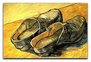 A Pair of Leather Clogs by Van Gogh Canvas Print & Poster  - Canvas Art Rocks - 1
