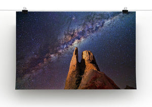 Above & Beyond Print - Canvas Art Rocks - 2