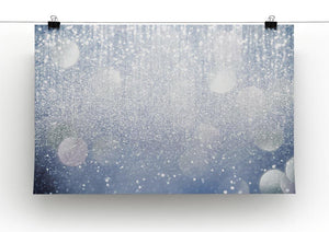 Abstract silver lights Canvas Print or Poster - Canvas Art Rocks - 2