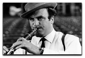 Acker Bilk Canvas Print or Poster - Canvas Art Rocks - 1