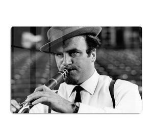 Acker Bilk HD Metal Print - Canvas Art Rocks - 1
