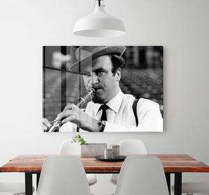 Acker Bilk HD Metal Print - Canvas Art Rocks - 2