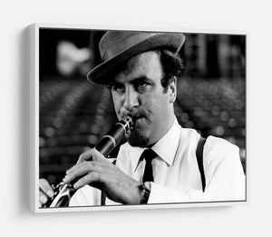 Acker Bilk HD Metal Print - Canvas Art Rocks - 7