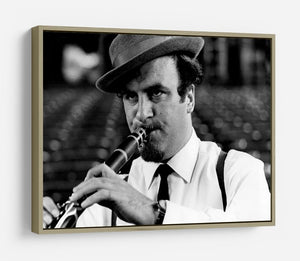 Acker Bilk HD Metal Print - Canvas Art Rocks - 8