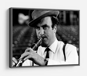 Acker Bilk HD Metal Print - Canvas Art Rocks - 9