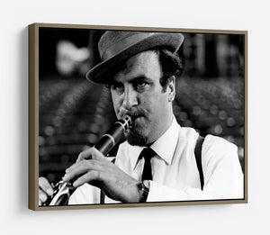 Acker Bilk HD Metal Print - Canvas Art Rocks - 10