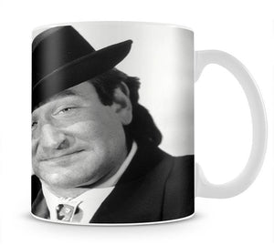 Actor Robin Williams Mug - Canvas Art Rocks - 1
