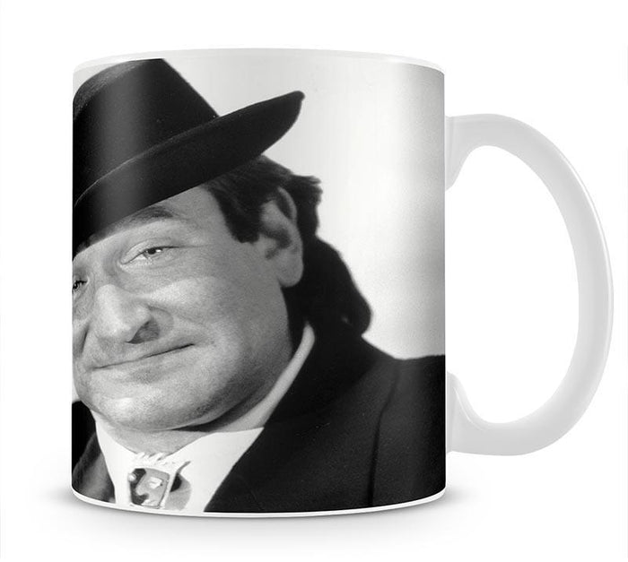 Actor Robin Williams Mug