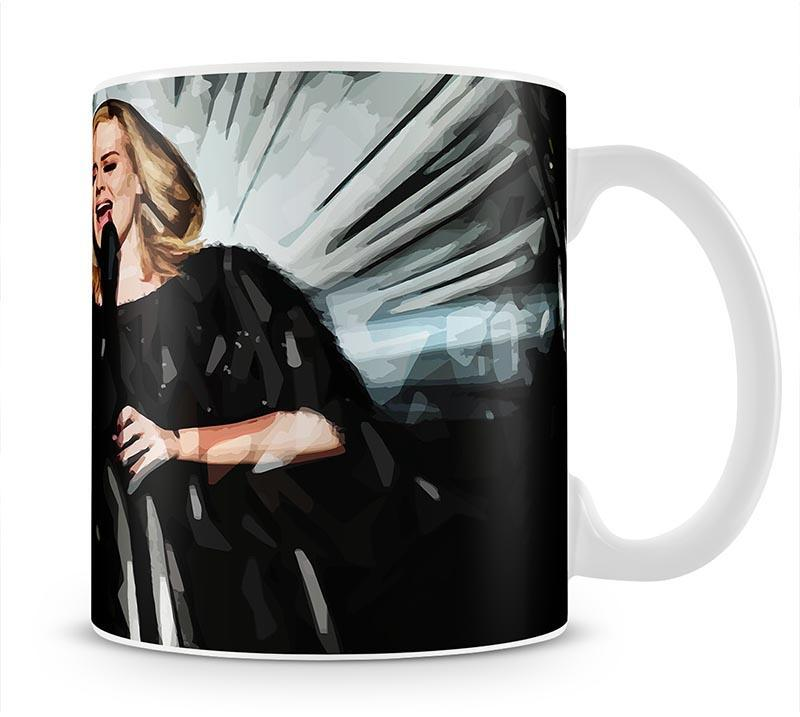 Adele Cup - Canvas Art Rocks - 1