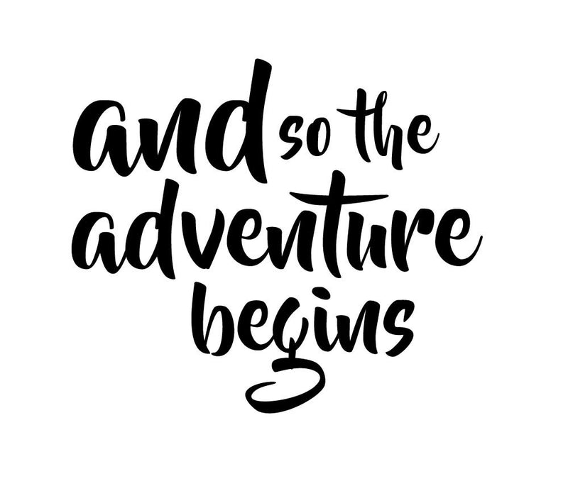 Adventure Wall Decal - Canvas Art Rocks - 2