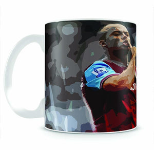 Agbonlahor Aston Villa Mug - Canvas Art Rocks - 2