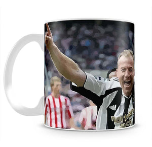 Alan Shearer Mug - Canvas Art Rocks - 2