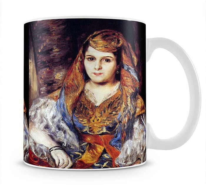 Algerian Woman by Renoir Mug