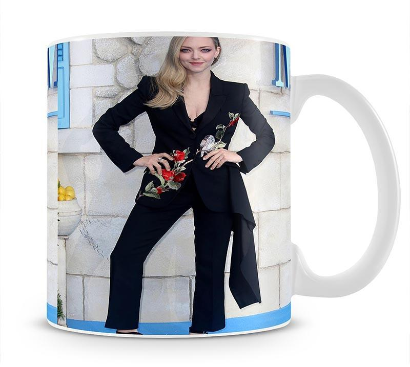 Amanda Seyfried Mamma Mia Mug - Canvas Art Rocks - 1