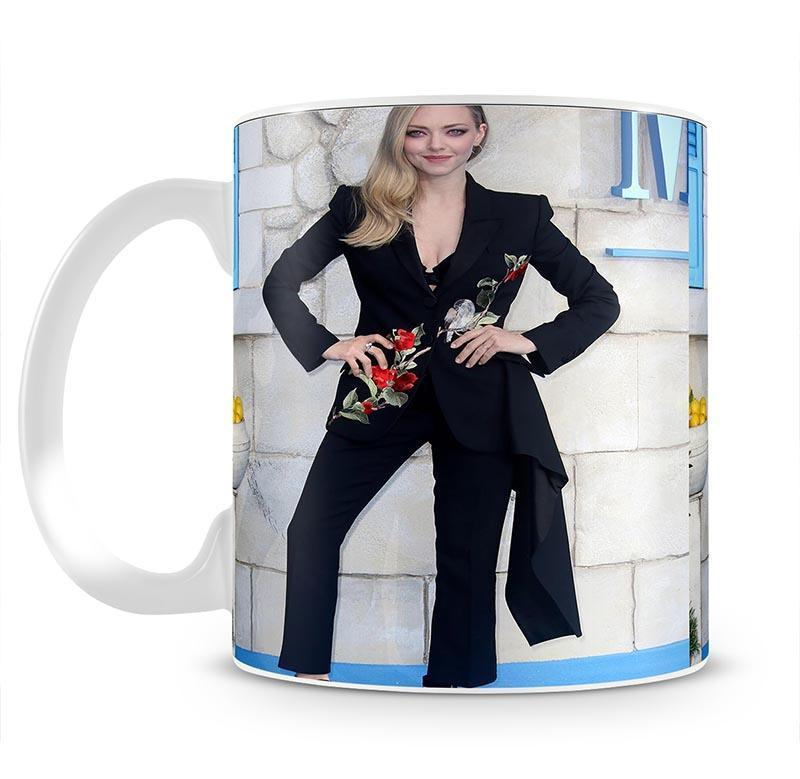 Amanda Seyfried Mamma Mia Mug - Canvas Art Rocks - 2