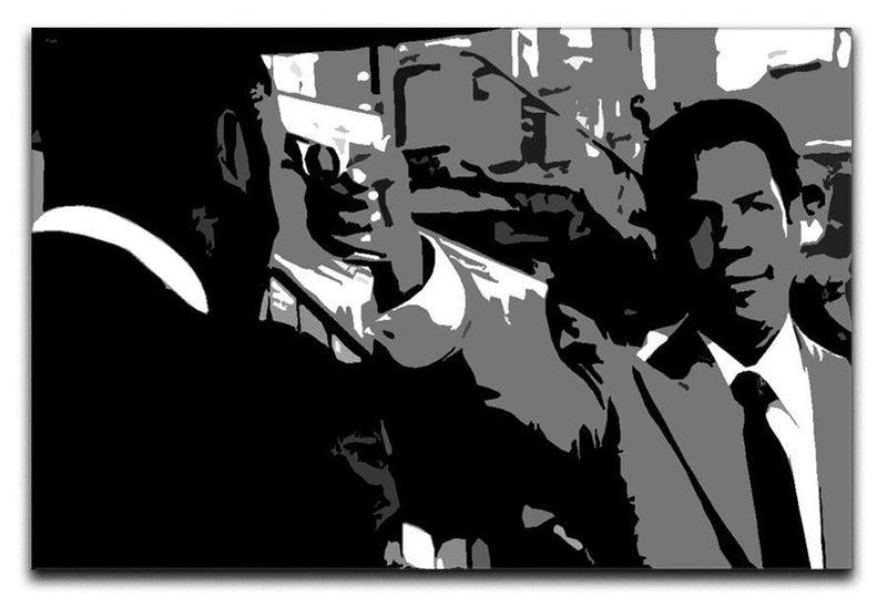 American Gangster Canvas Print or Poster  - Canvas Art Rocks - 1