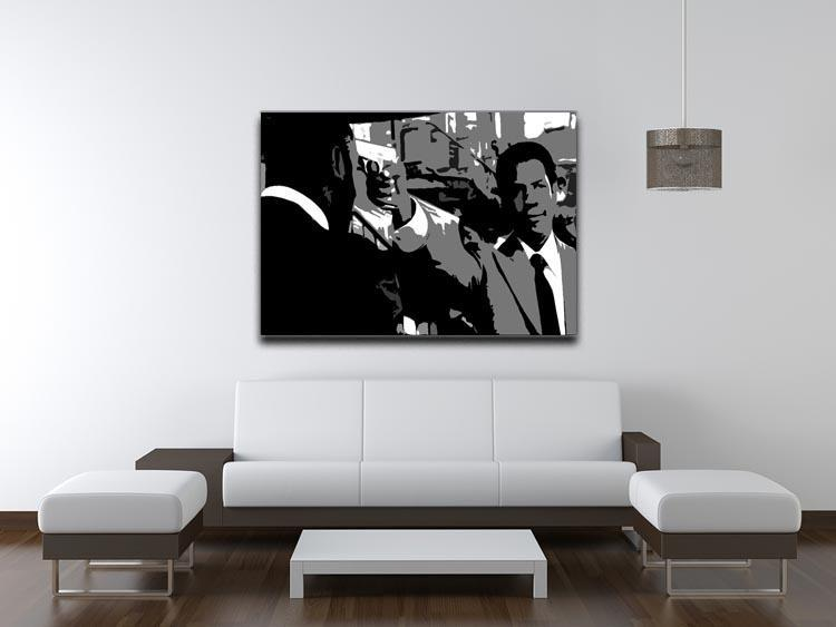 American Gangster Canvas Print or Poster - Canvas Art Rocks - 4