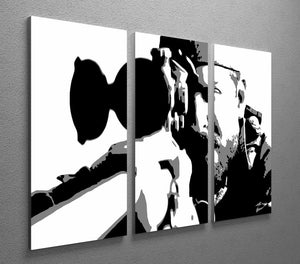 American Sniper 3 Split Panel Canvas Print - Canvas Art Rocks