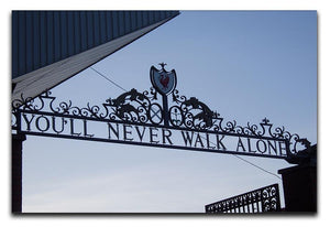 Anfield Gates Canvas Print or Poster  - Canvas Art Rocks - 1