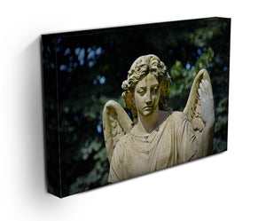 Angel Statue Print - Canvas Art Rocks - 3