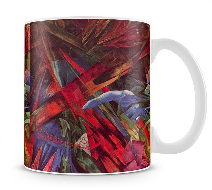 Animal Fates by Franz Marc Mug