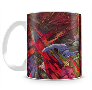Animal Fates by Franz Marc Mug - Canvas Art Rocks - 2