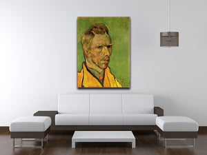 Another Self-Portrait by Van Gogh Canvas Print & Poster - Canvas Art Rocks - 4