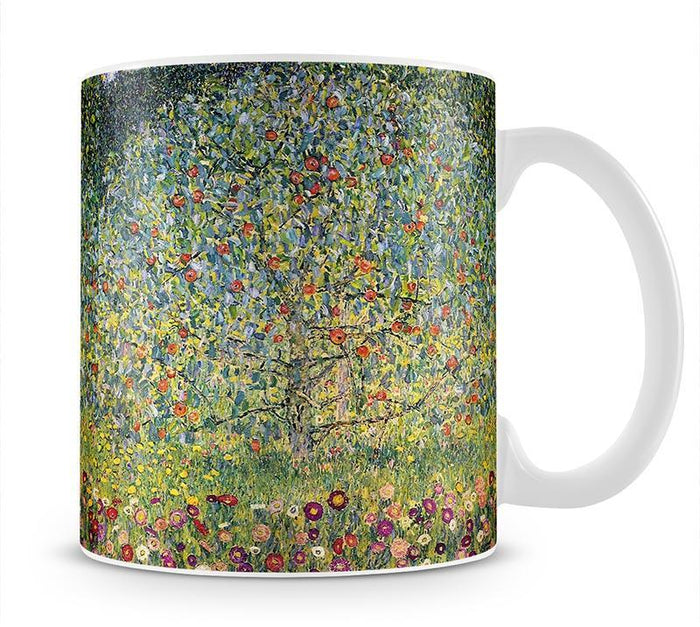 Apple Tree by Klimt Mug