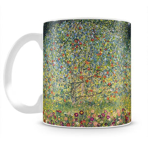 Apple Tree by Klimt Mug - Canvas Art Rocks - 2