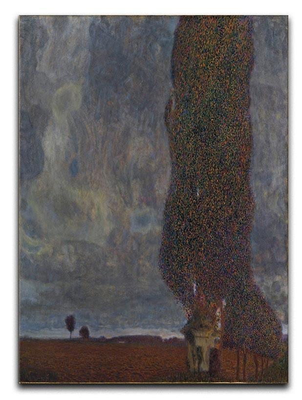 Approaching Thunderstorm by Klimt Canvas Print or Poster  - Canvas Art Rocks - 1