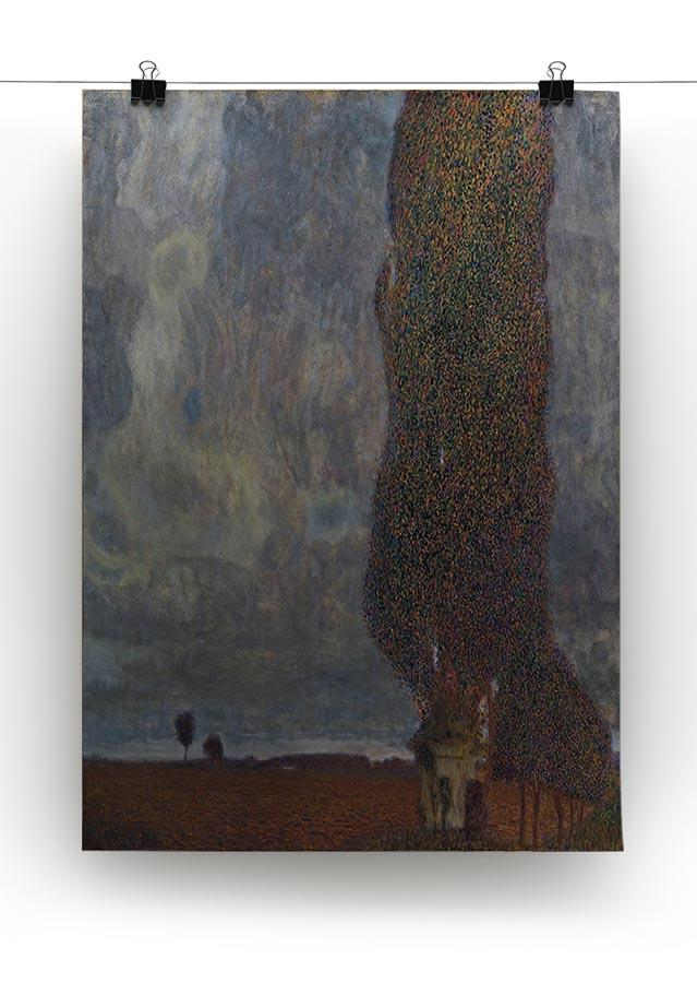 Approaching Thunderstorm by Klimt Canvas Print or Poster - Canvas Art Rocks - 2