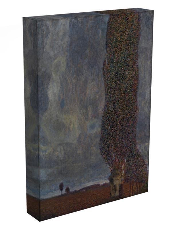 Approaching Thunderstorm by Klimt Canvas Print or Poster - Canvas Art Rocks - 3