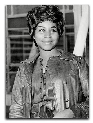 Aretha Franklin Canvas Print or Poster - Canvas Art Rocks - 1