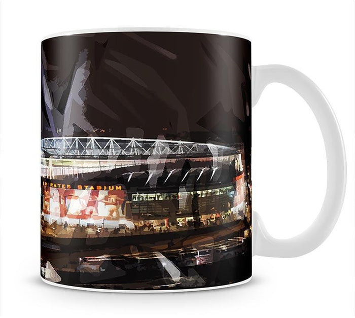 Arsenal Emirates Stadium Mug