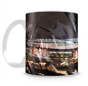 Arsenal Emirates Stadium Mug - Canvas Art Rocks - 2