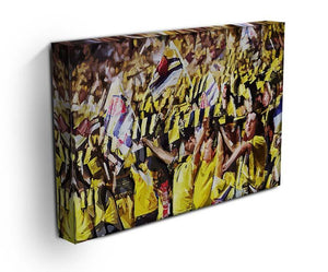 Arsenal Fans Canvas Print or Poster