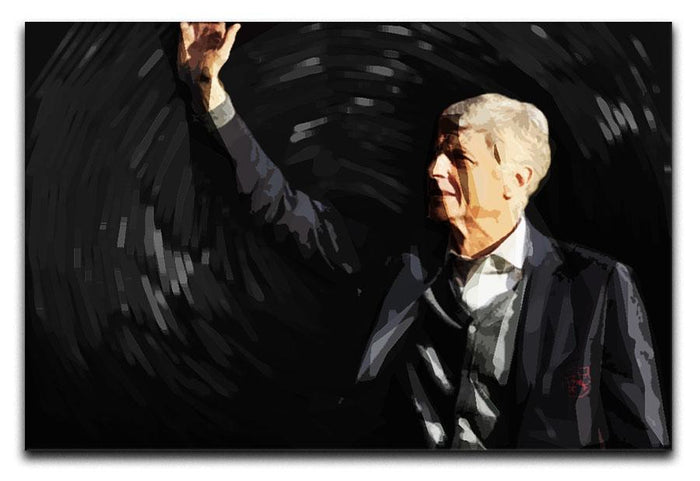 Arsene Wenger Canvas Print or Poster