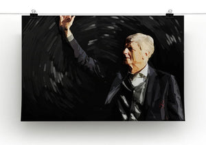 Arsene Wenger Canvas Print or Poster - Canvas Art Rocks - 2