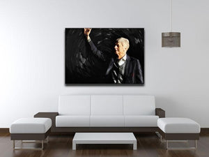 Arsene Wenger Canvas Print or Poster - Canvas Art Rocks - 4