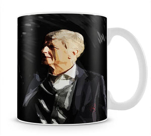 Arsene Wenger Mug - Canvas Art Rocks - 1