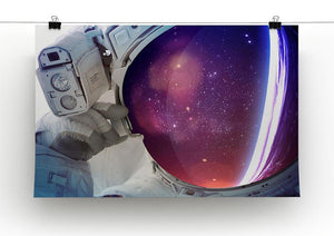 Astronaut Canvas Print or Poster - Canvas Art Rocks - 2