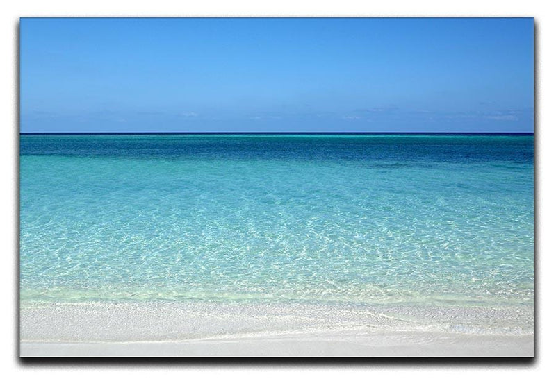Atlantic Ocean Canvas Print or Poster  - Canvas Art Rocks - 1