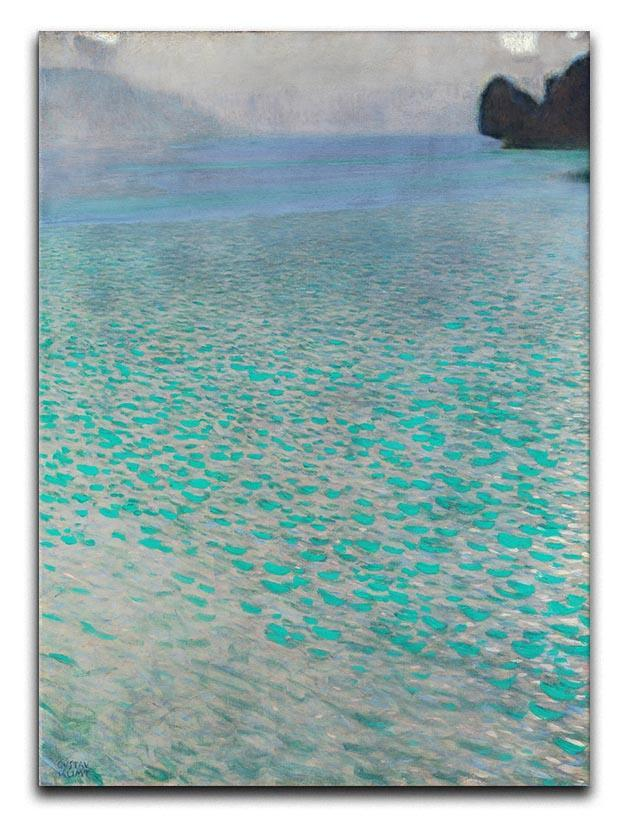 Attersee by Klimt Canvas Print or Poster