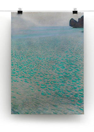 Attersee by Klimt Canvas Print or Poster - Canvas Art Rocks - 2