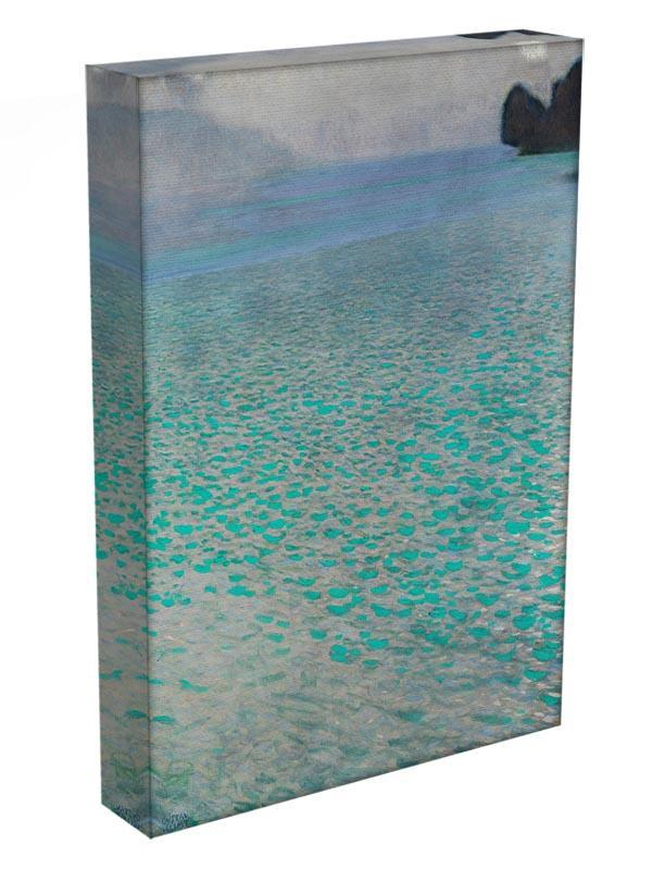 Attersee by Klimt Canvas Print or Poster - Canvas Art Rocks - 3