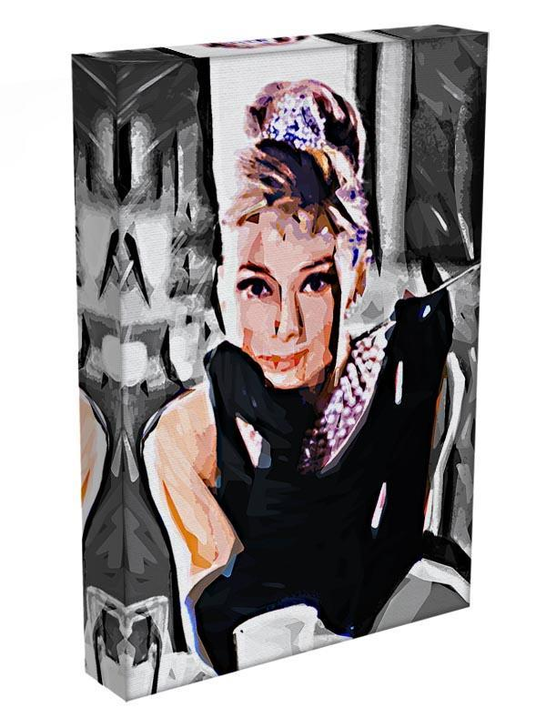 Audrey Hepburn Canvas Print or Poster - Canvas Art Rocks - 3