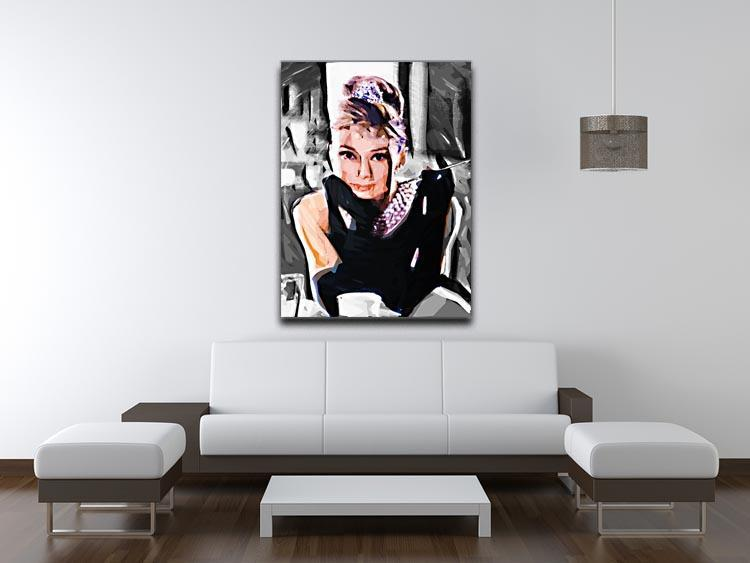 Audrey Hepburn Canvas Print or Poster - Canvas Art Rocks - 4