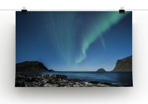 Aurora Print - Canvas Art Rocks - 2