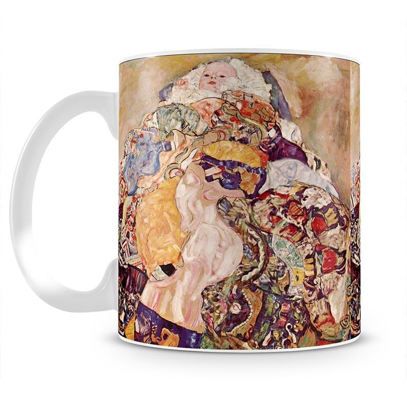 Baby by Klimt Cup - Canvas Art Rocks - 2