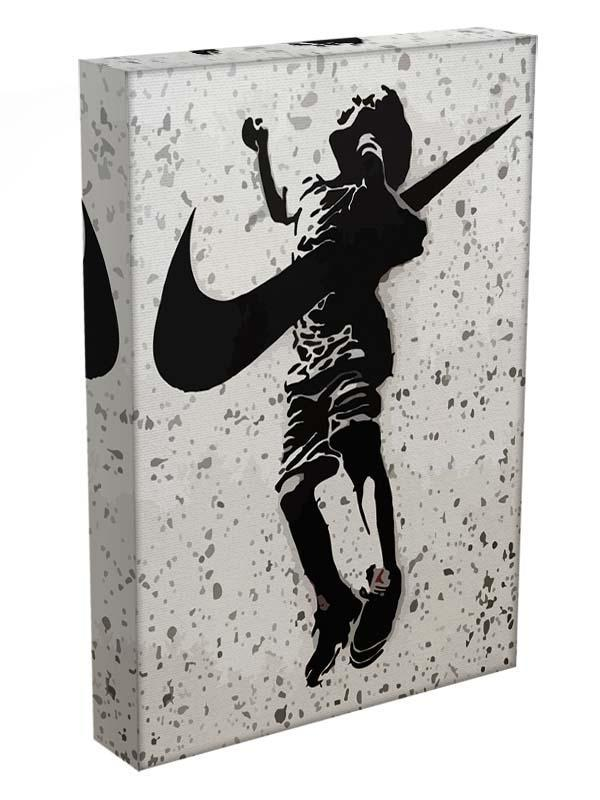 Banksy Nike Canvas Print or Poster - Canvas Art Rocks - 3